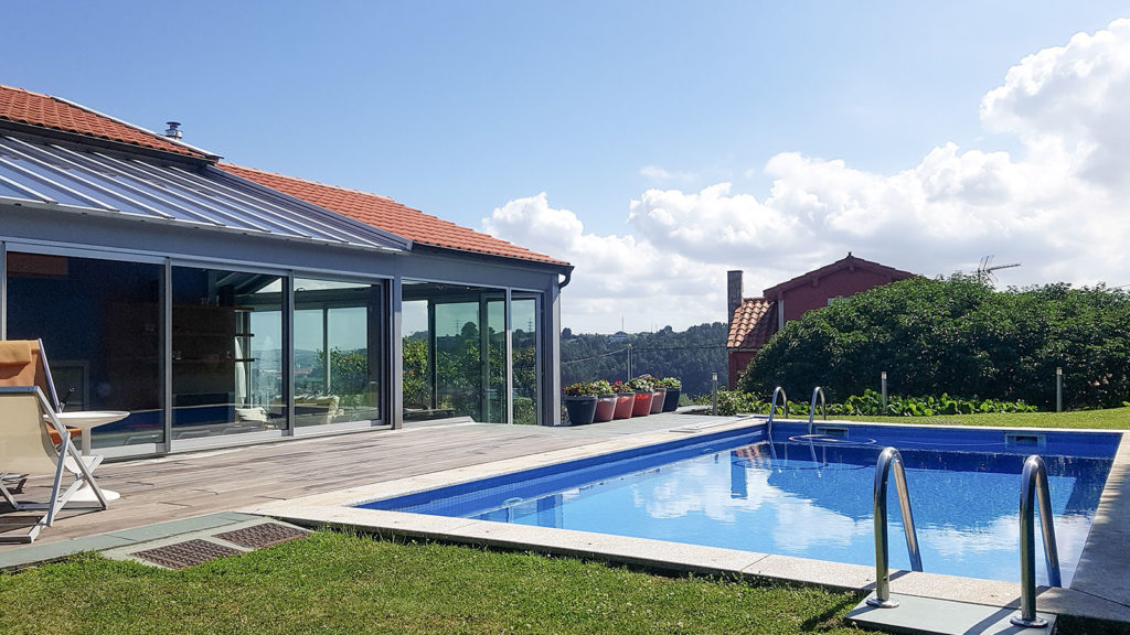Casa de lujo independiente con vistas a la Costa Cantábrica - Inmobiliaria Asturias Erssy Pozueco